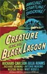 CREATURE FROM THE BLACK LAGOON (B) - 11X17 Poster Reproduction