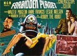 FORBIDDEN PLANET (Version 1) - 11X14 Lobby Card Reproduction