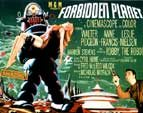 FORBIDDEN PLANET (Version 2) - 11X14 Lobby Card Reproduction