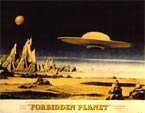 FORBIDDEN PLANET (Version 3) - 11X14 Lobby Card Reproduction