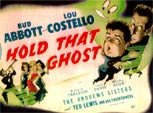 HOLD THAT GHOST (1940) - 11X14 Lobby Card Reproduction