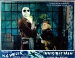 INVISIBLE MAN (1933) - 11X14 Lobby Card Reproduction
