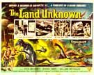 LAND UNKNOWN (Title Card) - 11X14 Lobby Card Reproduction
