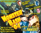 MONSTER BASH 2004 - 11X14 Lobby Card Reproduction