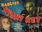 NIGHT KEY (1937) - 11X14 Lobby Card Reproduction