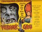 PHARAOH'S CURSE - 11X14 Lobby Card Reproduction