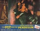 PIT AND THE PENDULUM (1961) - 11X14 Lobby Card Reproduction