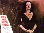 PLAN 9 FROM OUTER SPACE (Vampira) - 11X14 Lobby Card