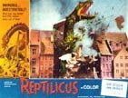REPTILICUS (1962) - 11X14 Lobby Card Reproduction