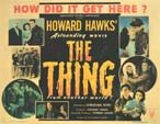 THING, THE (1951) - 11X14 Lobby Card Reproduction