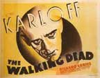 WALKING DEAD (1936) - 11X14 Lobby Card Reproduction