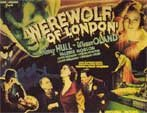WEREWOLF OF LONDON (1935/Cast) - 11X14 Lobby Card Reproduction