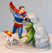 SUPERBOY - Moebius Model Kit