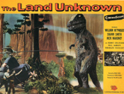 LAND UNKNOWN (T-Rex) - 11X14 Lobby Card Reproduction