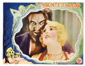 HAUNTED HOUSE, THE (1928) - 11X14 Lobby Card Reproduction
