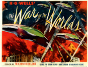 WAR OF THE WORLDS (1953/Ships) - 11X14 Lobby Card Reproduction