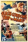 FLASH GORDON'S TRIP TO MARS - 11X17 Poster Reproduction