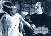 UNIVERSAL MONSTERS OF THE SILVER SCREEN Promo #2 - Trading Card