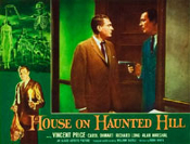 HOUSE ON HAUNTED HILL (1959/Gun-Doc) - 11X14 Reproduction