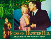 HOUSE ON HAUNTED HILL (1959/Price-Ohmart) - 11X14 Reproduction