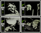 HORROR HOTEL (1960/Four Card Set) - 11X14 Reproductions