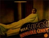 INVISIBLE GHOST (Bela Sheet) - 11X14 Lobby Card Reproduction