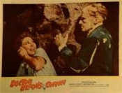 DOCTOR BLOOD'S COFFIN (1961/Hazel Court) - Original Lobby Card