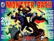 MONSTER BASH 2017 - 11X14 Lobby Card