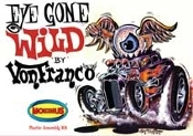 EYE GONE WILD (Monster Car) - Model Kit