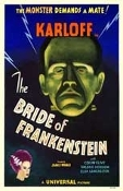 BRIDE OF FRANKENSTEIN (1935) - 11X17 Poster Reproduction