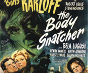 SHARYN MOFFETT (Body Snatcher) - Large Autographed Poster Image