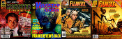 MARTIAN INVASION BUNDLE PACK - Four Magazines