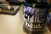 CHILLY BILLY - CHILLER THEATER MUG - Collectible