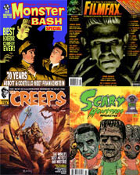 VARIETY SAMPLER (Four Great Mags - One Low Price) - Mags