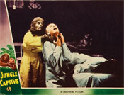 JUNGLE CAPTIVE (1945/Strangle) - 11X14 Lobby Card Reproduction