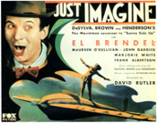 JUST IMAGINE (1930) - 11X14 Lobby Card Reproduction