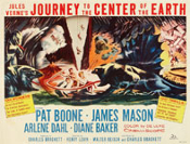JOURNEY TO THE CENTER OF THE EARTH (HS) - 11X14 Lobby Card Repro