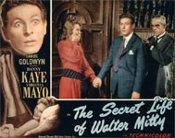 SECRET LIFE OF WALTER MITTY (1947/Karloff) - 11X14 Reproduction