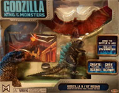 GODZILLA SERIES: RODAN BATTLE PACK - Action Figures