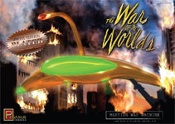 WAR OF THE WORLDS (Chrome Copper Plated War Machine) - Model Kit