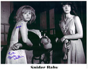 BEVERLY WASHBURN (Caught with Victim) - 8X10 Autographed Photo