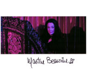 MARTINE BESWICKE (House of the Gorgon) - Autographed Photo