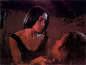 MARTINE BESWICKE (Seizure Movie) - Autographed Photo