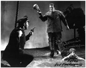 DONNIE DUNAGAN (Stepped on!) - 8X10 Autographed Photo