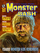 MONSTER BASH MAGAZINE #39 - Magazine
