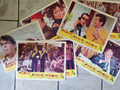 AFTER THE FOX (1966) Complete Original Lobby Card Set