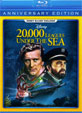 20,000 LEAGUES UNDER THE SEA (1954/Disney) - Blu-Ray