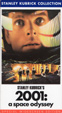 2001: A SPACE ODYSSEY (1968) - Used VHS