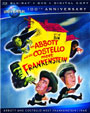 ABBOTT & COSTELLO MEET FRANKENSTEIN (1948) - Used Blu-Ray