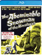 ABOMINABLE SNOWMAN OF THE HIMALAYAS (1957) - Blu-Ray